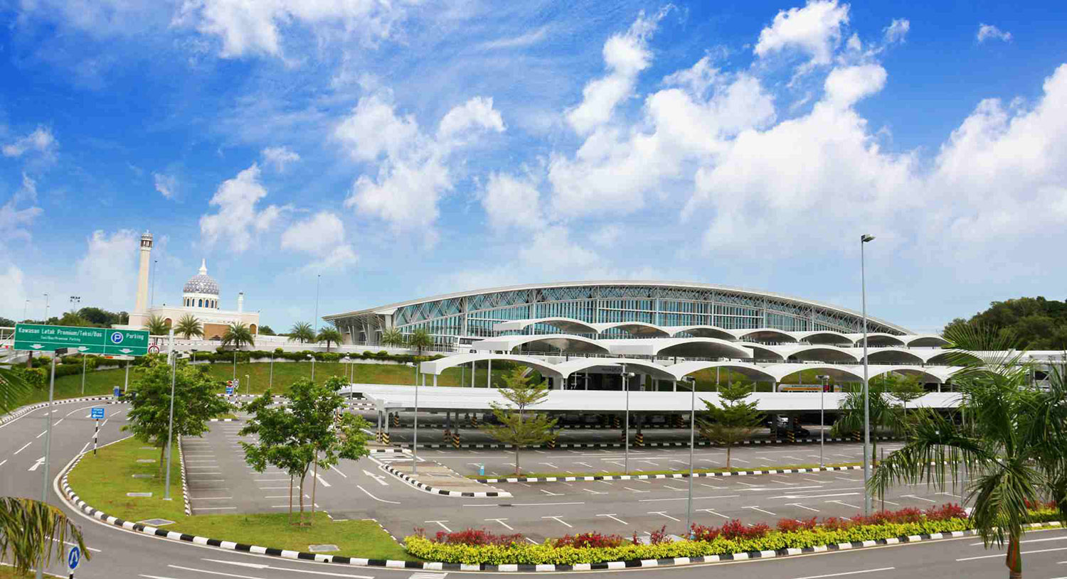Brunei International Airport, Brunei