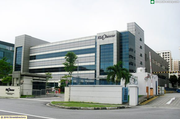KLA-Tencor @ Serangoon Avenue 4